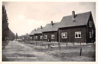 Ansichtkaart Hansweert Noordsche woningen HC8453