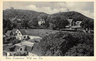 Ansichtkaart Wijk aan Zee Klein Zwitserland 1944 HC8457
