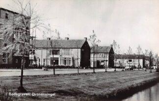 Ansichtkaart Bodegraven Dronensingel 1967 HC8481