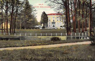Ansichtkaart Velp bij Arnhem Huize Daalhuizen 1908 HC8483