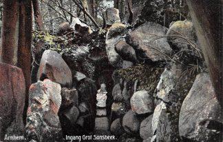 Ansichtkaart Arnhem Ingang Grot Sonsbeek HC8511