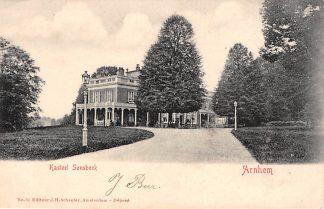 Ansichtkaart Arnhem Kasteel Sonsbeek 1899 HC8514