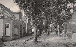 Ansichtkaart Katwijk aan den Rijn Kerklaan HC8606