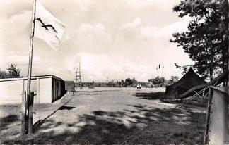 Ansichtkaart België Grobbendonk Kampeerterrein Parochie speeltuin 1959 Europa HC8609