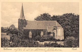 Ansichtkaart Ellecom Kerk 1946 HC8629