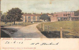 Ansichtkaart Arnhem Omstreken Bronbeek HC8632