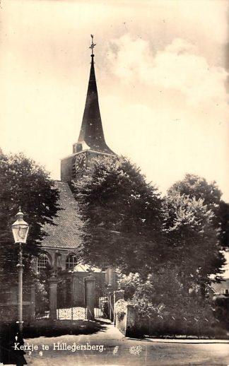 Ansichtkaart Rotterdam Hillegersberg Kerk HC8645