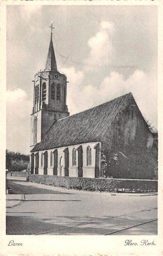 Ansichtkaart Laren (NH) Hervormde Kerk HC8646