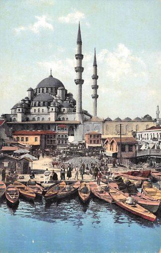 Ansichtkaart Turkije Constantinople Mosquee de la Sultane Valide Turkye Europa HC8647