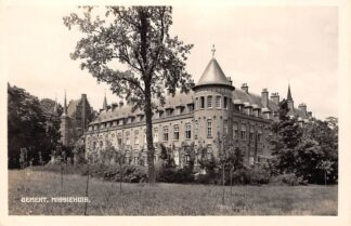 Ansichtkaart Gemert Missiehuis 1948 HC8654