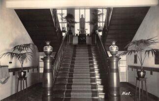 Ansichtkaart Gouda Fotokaart Hal St. Jozef-Paviljoen 1923 Ziekenhuis HC8668