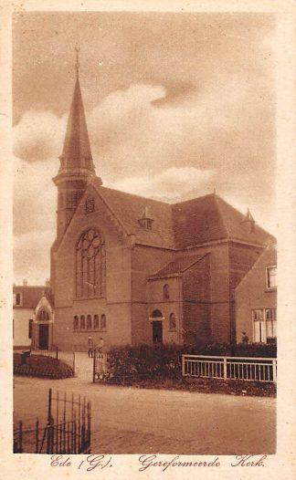 Ansichtkaart Ede Gereformeerde Kerk HC8672