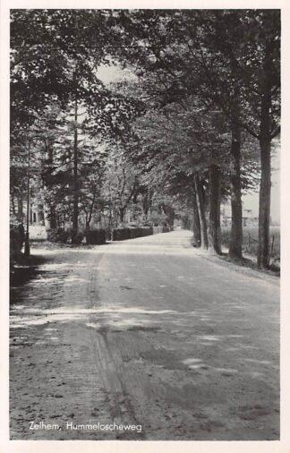 Ansichtkaart Zelhem Hummeloscheweg 1942 HC8687