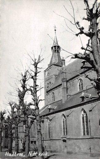 Ansichtkaart Hattem N.H. kerk HC8688