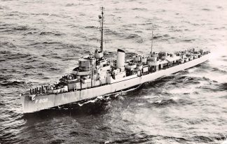 Ansichtkaart Den Helder Marine Hr. Ms. Fregat van Ewijk F 808 Schepen Scheepvaart HC8695