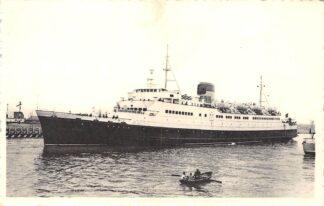 Ansichtkaart België Oostenede De Mailboot Oostende - Dover Schepen Scheepvaart HC8700