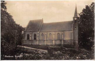 Ansichtkaart Heelsum Kerk Type fotokaart HC8704