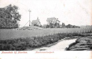 Ansichtkaart Heemstede bij Haarlem Haarlemmerhoutpark HC8761