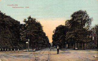 Ansichtkaart Haarlem Haarlemmerhout Dreef 1915 HC8762