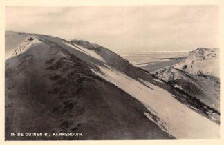 Ansichtkaart Camperduin In de duinen bij Kamperduin 1947 Schoorl Zee strand HC8766