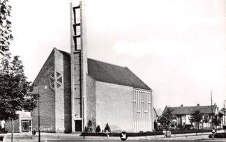 Ansichtkaart Huizen Gereformeerde kerk 1967 HC8789