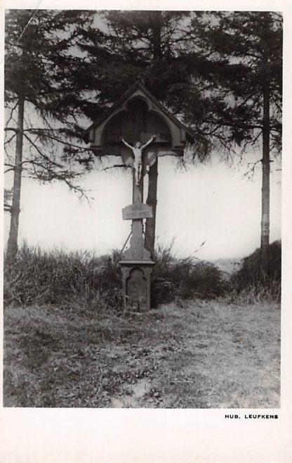 Ansichtkaart Gulpen - Wittem Kruisbeeld 1946 HC8811