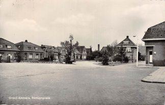 Ansichtkaart Groot-Ammers Fortuynplein HC8871