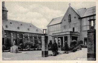 Ansichtkaart Heerlen St. Jozef Ziekenhuis 1940 HC8873