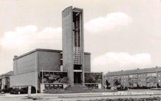 Ansichtkaart Alphen aan den Rijn Salvatorikerk Gereformeerde Kerk 1965 HC8877