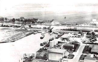 Ansichtkaart Alphen aan den Rijn Industriehaven Luchtfoto 1969 HC8882