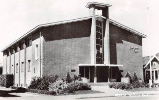 Ansichtkaart Bedum Martyria Kerk Gereformeerde Kerk Vrijgemaakt HC8910