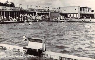 Ansichtkaart 't Harde Zwembad De Hokseberg HC8950