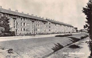 Ansichtkaart Zeist Griffensteinselaan 1955 HC8954