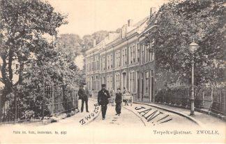 Ansichtkaart Zwolle Terpelkwijkstraat 1904 HC8969