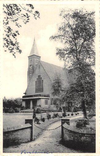 Ansichtkaart Voorthuizen Gereformeerde Kerk HC9017