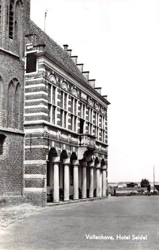 Ansichtkaart Vollenhove Hotel Seidel HC9020