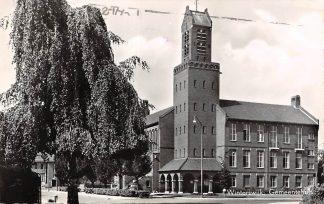 Ansichtkaart Winterswijk Gemeentehuis 1960 HC9034