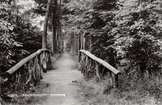 Ansichtkaart Almen Knuppelbruggetje Binnenweg 1963 HC9054