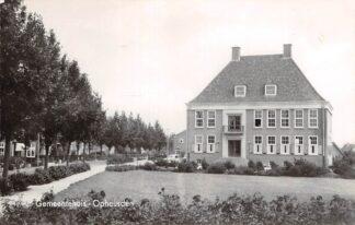 Ansichtkaart Opheusden Gemeentehuis HC9060