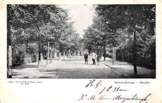 Ansichtkaart Zwolle Terborchstraat 1904 HC9073