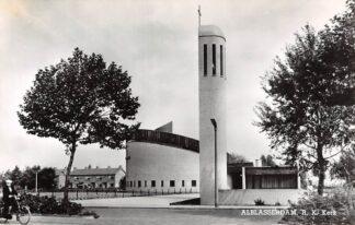 Ansichtkaart Alblasserdam R.K. Kerk 1967 HC9093