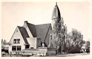 Ansichtkaart Zoetermeer Gereformeerde Kerk 1954 HC9101