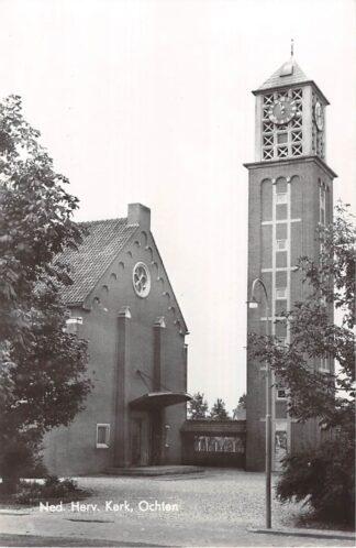 Ansichtkaart Ochten Ned. Hervormde Kerk HC9116
