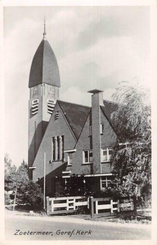 Ansichtkaart Zoetermeer Gereformeerde Kerk HC9121