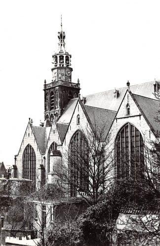 Ansichtkaart Gouda St. Jans kerk 1966 HC9139