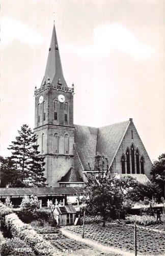 Ansichtkaart Heerde Ned. Hervormde Kerk 1966 HC9156