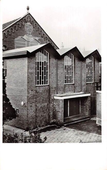 Ansichtkaart Sliedrecht Chr. Gereformeerde Kerk 1963 HC9157
