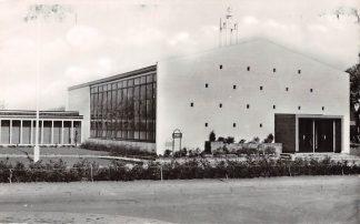 Ansichtkaart Bennekom Ned. Hervormde Ichtus kerk 1974 HC9182