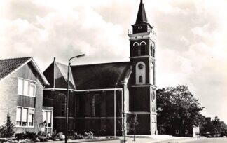 Ansichtkaart Zegveld Ned. Hervormde Kerk 1967 HC9186