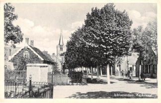 Ansichtkaart Alblasserdam Kerkstraat HC9191